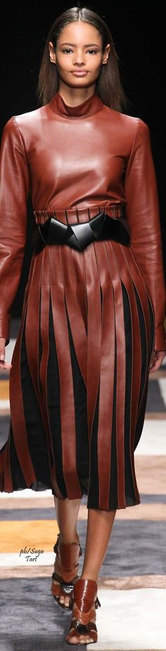 Salvatore Ferragamo Fall 2015 | The House of Beccaria~