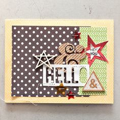 Hello >> Maggie Holmes Studio Calico Oct Kits by maggie holmes at @Studio_Calico
