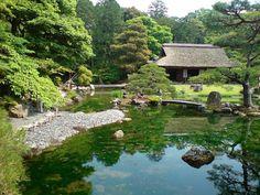 Jardins Japonais de Kyoto : Villa impériale Katsura