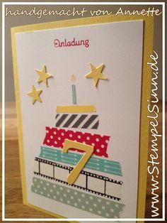 Einladungen Kindergeburtstag Basteln Kindergeburtstag Pinterest
