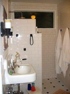 Renovation Inspiration: The Open Shower