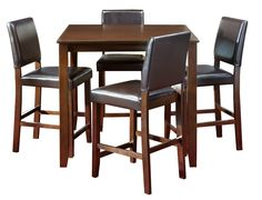 Slumberland | Loft Collection - Parsons Counter Dining Set