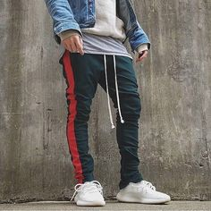 Follow @hoodstore now for the best track pants and more! Order now : www.hoodstore.com