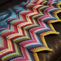 """240 Likes, 18 Comments - Monique (@moncastelboheme) on Instagram: """"Finished. This simple  #grannysquareblanket gave me back the love for crochet. After a difficult…"""""""