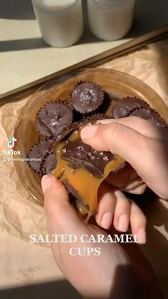 Vegan Sweets, Healthy Baking, Healthy Desserts, Delicious Desserts, Yummy Food, Fun Baking Recipes, Sweet Recipes, Vegan Recipes, Snack Recipes
