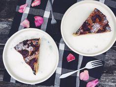 heartbreak pie's greatest hits: plum cake!   Delaney Mes