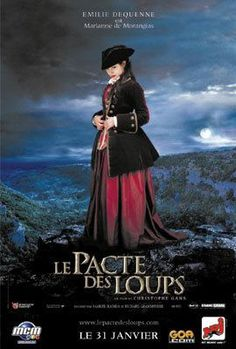 Brotherhood of the Wolf (Le Pacte des Loups) Brotherhood Of The Wolf, Trailers, Riding Habit, Oliver Twist, Pirate Woman, Fantasy Movies, Movie Costumes, Les Miserables, Period Dramas
