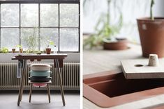 Urban Harvest Series: Furniture for Growing, Storing and Composting Food All-In-One