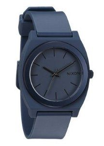 Nixon Time Teller P Watch Steel Blue Ano, One Size NIXON. $66.95. Band color: steel blue. Dial color: steel blue. Condition:brand new with tags. Model: A1191309. Brand:Nixon. Save 11%!