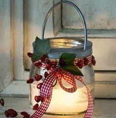Una vez que se termina el contenido de los productos envasados como frascos, tarros, botellas, y son de vidrio, pues, podemos reutilizarlo y hacer cosas hermosas con ellos. Muchas veces te has preg…