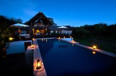 Vuyani Safari Lodge -South Africa One Of The Finest And Most...