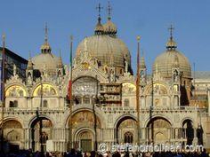 Basiliek van San Marco - Venetië - Italië