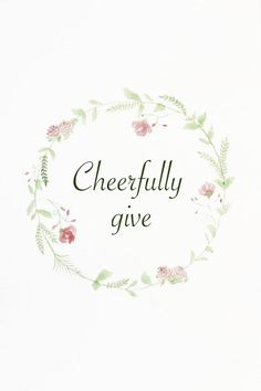 2 Corinthians 9:7   Every man according as he purposeth in his heart, so let him give; not grudgingly, or of necessity: for God loveth a cheerful giver.   SOCIALISM uses govt force to make us give. Govt then redistributes inefficiently and wastefully.