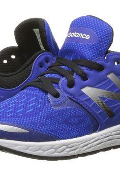 New Balance Kids Fresh Foam Zante v3 (Little Kid) (Blue/Black) Boys Shoes - New Balance Kids, Fresh Foam Zante v3 (Little Kid), KJZNTAOP-407, Footwear Athletic Running, Running, Athletic, Footwear, Shoes, Gift, - Fashion Ideas To Inspire