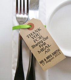 60 Wedding Napkin HoldersRustic Wedding Table by IzzyandLoll