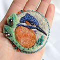 Broches - Page 3 - Dorneuv créations © - lots of great felted items to see