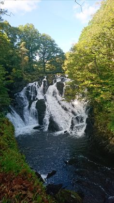 Swallow Falls, Betws y Coed Wales Snowdonia, Anglesey, Landscape Photos, Landscape Photography, Cool Places To Visit, Places To Travel, Snowdonia National Park, Brecon Beacons, Seaside Towns