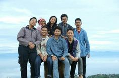 This is how me and my friends spent our first term holiday, visited highest hill in bandung, Moko