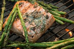 Grilled Salmon | by James Stiles Photography