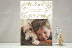 Organic Elegance Christmas Photo Cards by Melanie ... | Minted