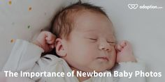 The Importance of Newborn Baby Photos and how to find them for a child adopted through foster care. #adoption #fostercare