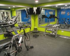 Delightful Home Gym Small Gyms Workout Rooms Room At