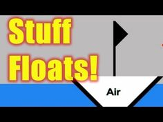 ▶ Why Boats don't sink? Why does stuff Float? Simple explanation of Buoyancy - YouTube