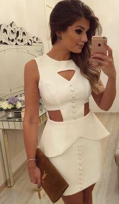 Simple Dresses, Sexy Dresses, Nice Dresses, Evening Dresses, Casual Dresses, Short Dresses, Fashion Dresses, Dress Skirt, Peplum Dress