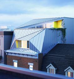 Condos Hotel-de-Ville, Plateau-Mont-Royal, by Architecture Open ...