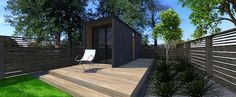 The Canada-based firm Honomobo has recently unveiled a new line of prefab shipping container dwellings. They are offering living spaces that can serve as a tiny house, a garage suite, or an annex/accessory suite. The sizes of these homes vary, and they can be outfitted with a solar power array should the customer need it. Four models of these homes are currently available. The smallest model, called H01, is constructed using a single shipping container…