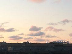My window view in Malmö