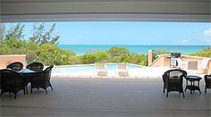 Blue Heaven Villa, Turks and Caicos. Our home in March! :)