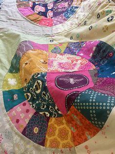 i-Spy lap quilt baby blanket Girls Patchwork Quilt