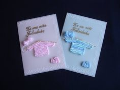 Baby Shawer, Baby Toys, Baby Shower Favors, Baby Boy Shower, Diy Souvenirs, Baby Scrapbook, Baby Cards, Baby Dress, Crochet Baby