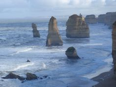 My first visit to the twelve Apostles.