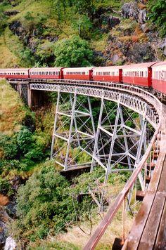 Kuranda Railway, Cairns Australia