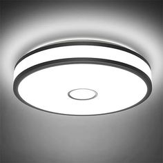 32W LED Ceiling Lights IP65 Waterproof 2800lm Flush Mount Ceiling Light – onforuleds Led Bedroom Ceiling Lights, Round Led Ceiling Light, Bathroom Ceiling Light, Ceiling Light Fixtures, Ceiling Lamp, Led Flush Mount, Flush Mount Ceiling, Light Shield, Interior Exterior