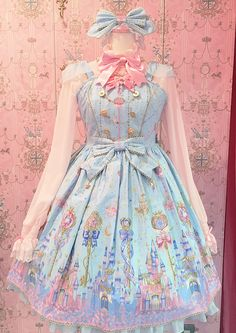 ♔Angelic Princess♔ fairy kei dress