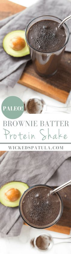 Brownie Batter Prote
