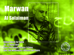 MARWAN AL SOLAIMAN is a poet, musician, pedagogue and construction engineer. He comes from Syria where he had been living until the age of eighteen; in 1982 he moved to the Czech republic. In 1997 he founded the ZIRIAB band, the first Arabian band in the Czech Republic