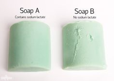 Learn what Sodium Lactate is and how to use it when making handmade soap.