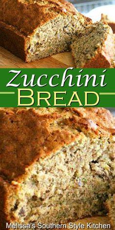 Easy Zucchini Bread, Zucchini Bread Recipes, Zuchinni Bread, Squash Bread, Zucchini Pancakes, Chocolate Zucchini Bread, Chocolate Chips, Banana Bread, Desserts Keto