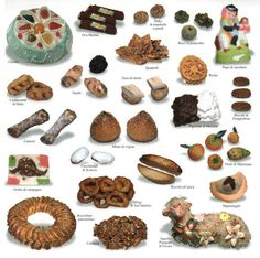 Sicilia un'isola da gustare, selezione di prodotti tipici Siciliani - Bed and Breakfast Solaris - Sciacca