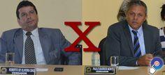 Vereadores Paulo Monte e Robertinho perdem presidência da Câmara