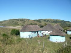 Transkei Wild Coast, Eastern Cape, South Africa, Local accomodation South African Homes, Provinces Of South Africa, Unusual Homes, Where The Heart Is, Homeland, The Great Outdoors, Gazebo, Cape, Xhosa