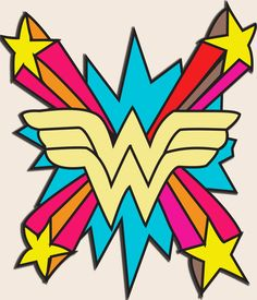 Wonder Woman logo by Jantonystark on deviantART