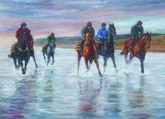 Three Sisters Gallery, Equestrian Art Gallery, Co Limerick, Ireland