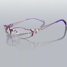 641eb5d9f06 Butterfly Alloy Elegant Women Glasses Frame Female Vintage Optical. Optical  GlassesEye GlassesWomens Glasses FramesEyeglasses ...
