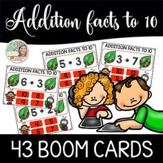 Are you trying to go 1:1 in your classroom? Do you have devices, but not always sure how to keep your kiddos engaged with relevant material? Well, look no further - BOOM Cards are so COOL