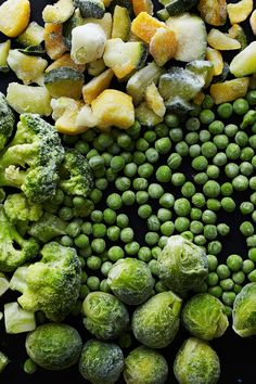Everything you need to know about cooking with frozen vegetables
